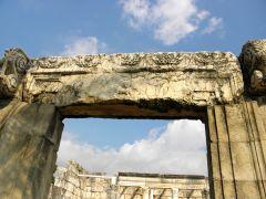 Capernaum Synogage 20111