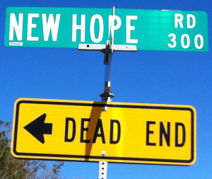 HOPE_Deadend_Road